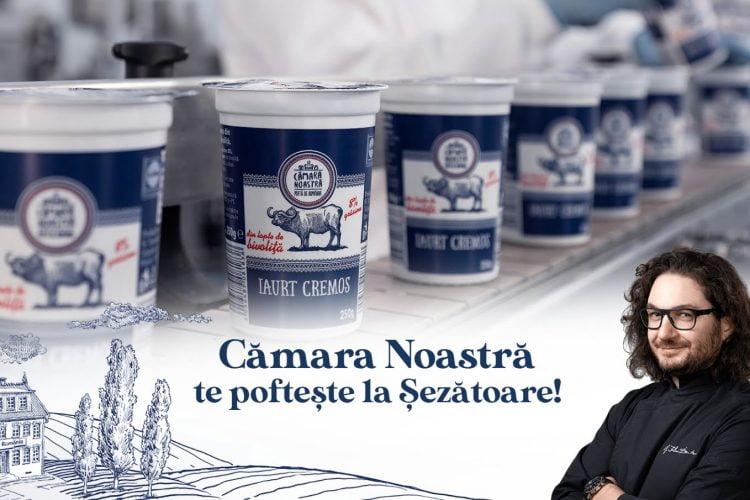 Lidl Camara Noastra te pofteste la Sezatoare! Castiga un set de farfurii personalizate, un voucher Lidl sau 3000 euro!