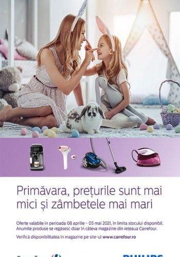Catalog Carrefour 8 aprilie - 5 mai - Catalog special Philips