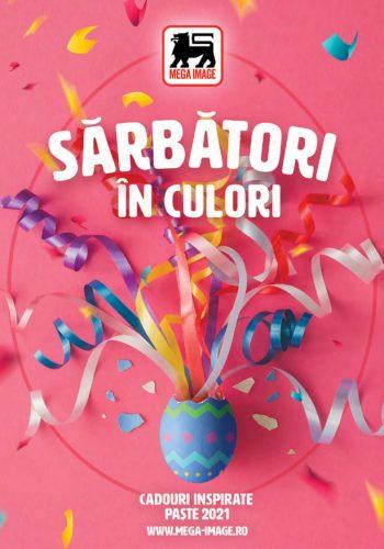 Catalog Mega Image Sarbatori in culori - Catalog Paste 8 aprilie - 5 mai 2021