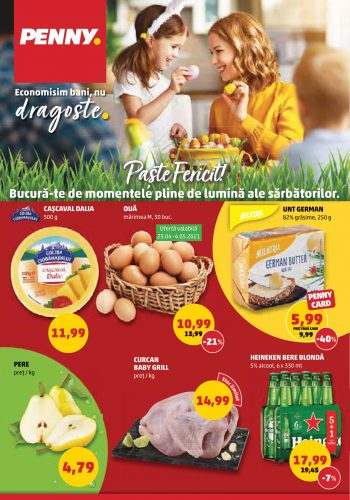 Catalog Penny 28 aprilie - 4 mai 2021 - pliant national