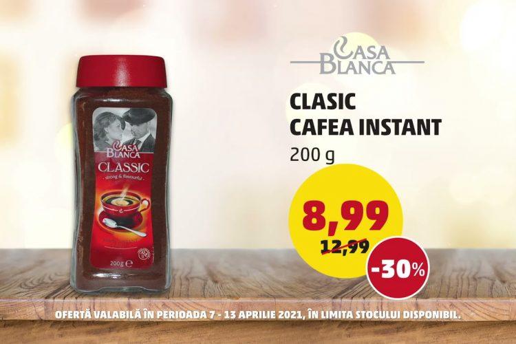 Oferta Penny - Cascaval Rucar Coliba Ciobanasului si Cafea instant Casa Blanca - 7 aprilie - 13 aprilie 2021