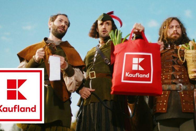 Ofertele lui Sir Robin de la Kaufland: lapte si hrana uscata pentru caini