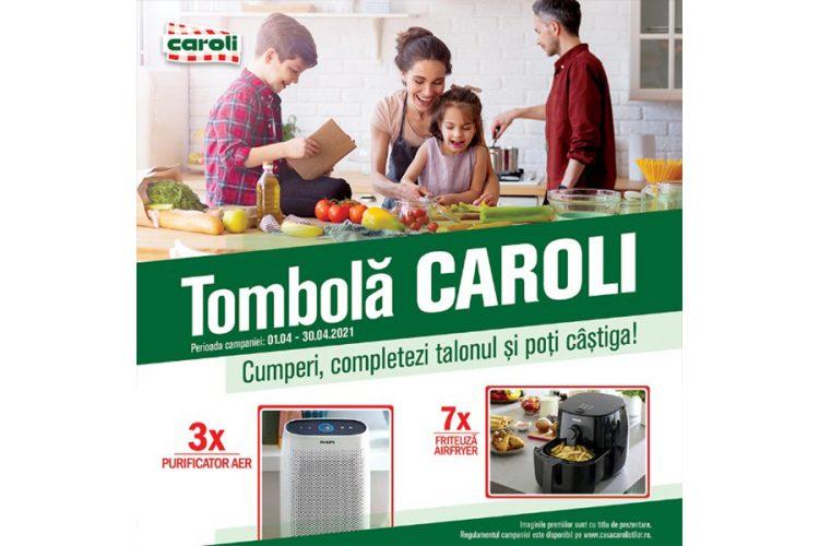 Shopper Alfa Beta_Caroli 2021 - Castiga un purificator de aer Philips sau o friteuza airfryer Philips!