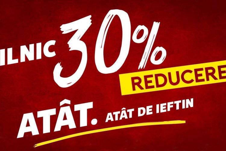 Kaufland Reducerea zilei 25 aprilie: 30% la toata categoria de detergent lichid si capsule