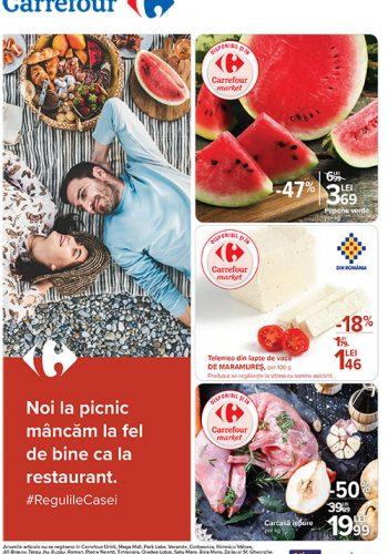 Catalog Carrefour 6 mai - 12 mai 2021 - Ai vazut ce oferte ti-am pregatit?