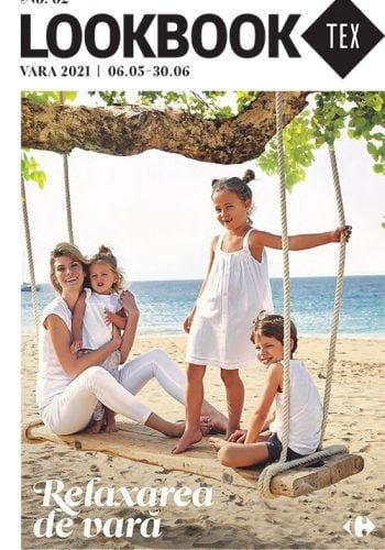 Catalog Carrefour 6 mai - 30 iunie 2021 - LookBook TEX - Vara 2021