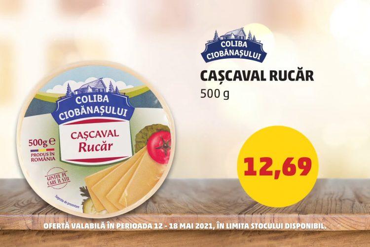 Oferta Penny - Cafea macinata Dallmayr si Cascaval Rucar Coliba Ciobanasului - 12 mai - 18 mai 2021