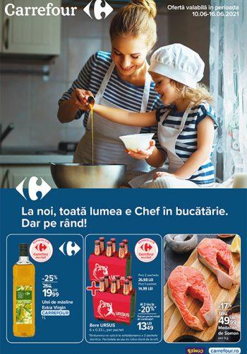Catalog Carrefour 10 iunie - 16 iunie 2021 - Ai vazut ce oferte ti-am pregatit?