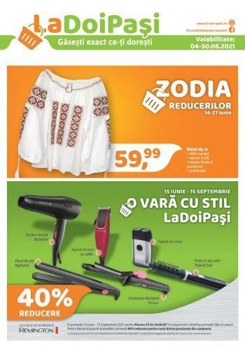 Catalog LaDoiPasi 4 iunie - 30 iunie 2021