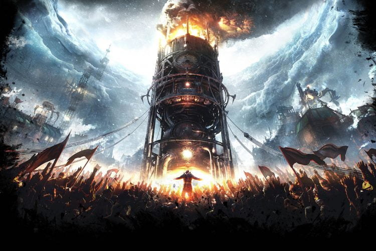 Frostpunk - Epic Games GIVEAWAY