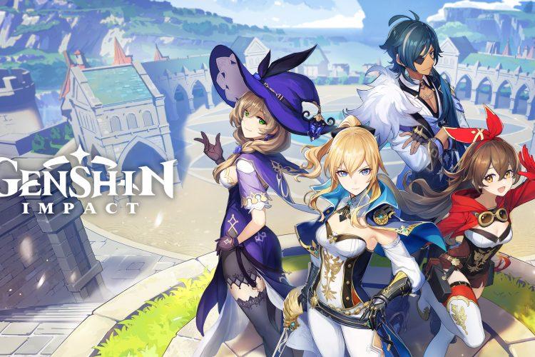 Genshin Impact - Epic Games GIVEAWAY