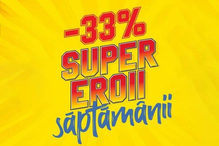 Oferta Kaufland 20 octombrie - 26 octombrie 2021 Super Eroii Saptamanii