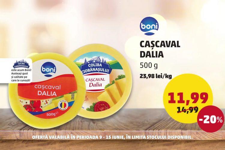 Oferta Penny - Cafea Dallmayr si Cascaval Dalia Boni - 9 iunie - 15 iunie 2021