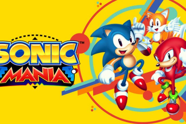 Sonic Mania - Epic Games GIVEAWAY