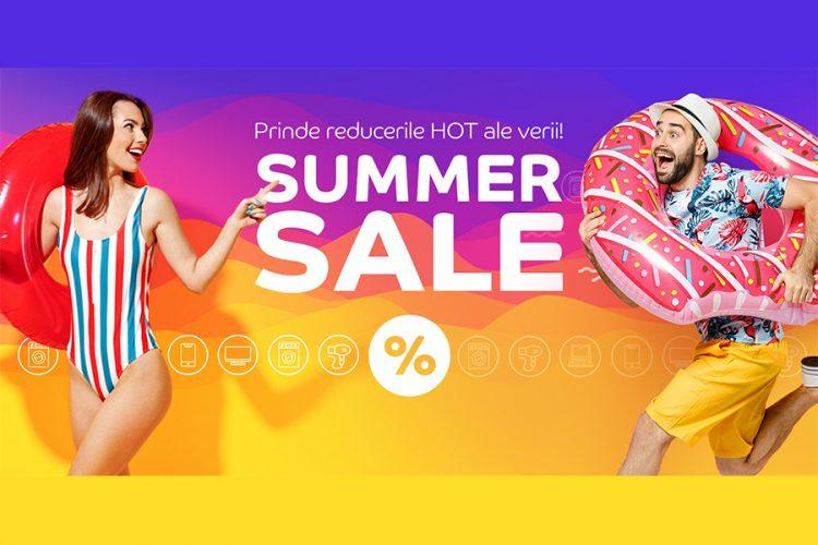 eMAG Summer Sale - 24-30 iunie 2021