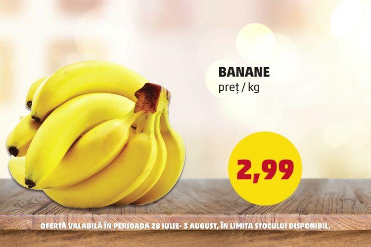 Oferta Penny - Banane si Neumarkt Bere Blonda - 28 iulie - 3 august 2021