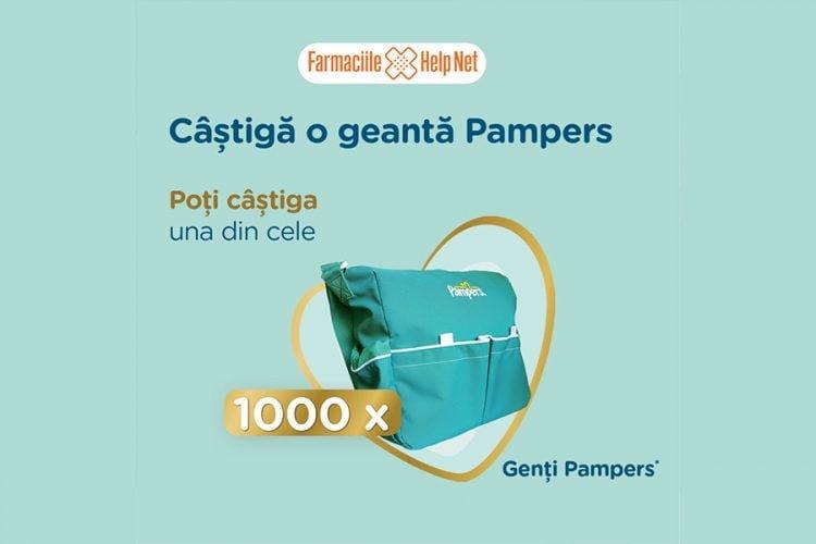 Helpnet - Pampers - Castiga o gentuta Pampers