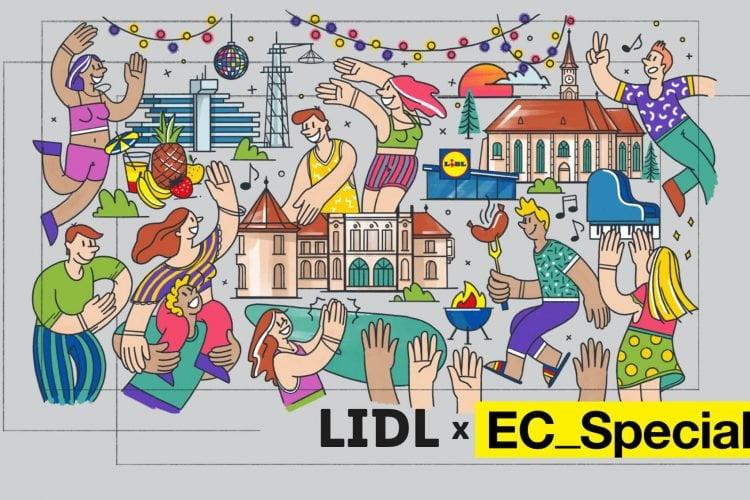 Lidl - Saptamana Electric Castle la Lidl - Castiga un pachet de festival!