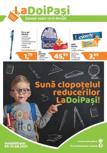 Catalog LaDoiPasi 5 august - 31 august 2021