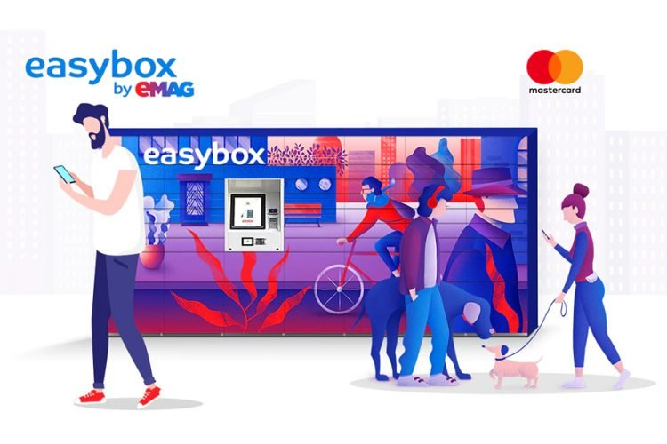 Voucher eMAG - Alege easybox, plateste online si primesti automat un card cadou de 50 de lei!