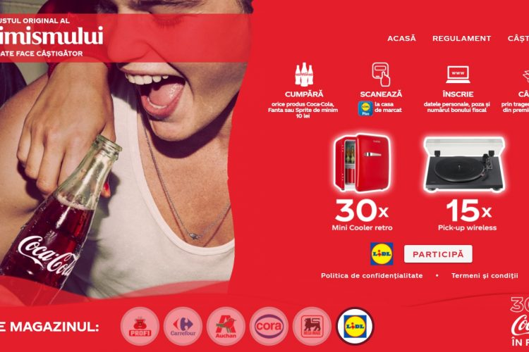Lidl - Coca-Cola Aniversar 30 Ani