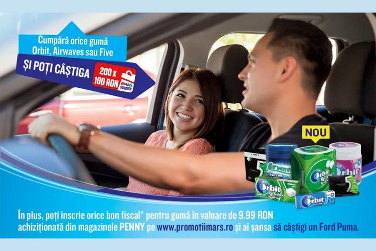 Penny - Orbit Car Occasion - Castiga un voucher eMAG!