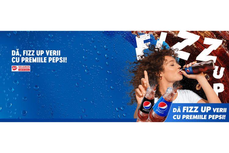 Selgros - Da FIZZ UP verii cu premiile Pepsi! Castiga un echipament camping!