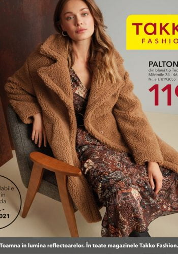 Catalog Takko Fashion 13 octombrie - 19 octombrie 2021
