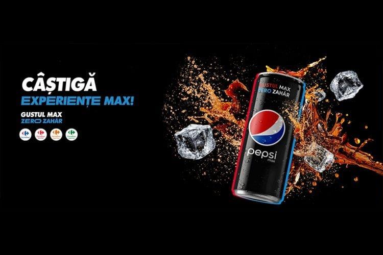 Carrefour - Pepsi - Castiga experiente Max!