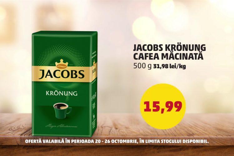 Oferta Penny - Jacobs KRÖNUNG 500G si Milkeria Unt German - 20 octombrie - 26 octombrie 2021