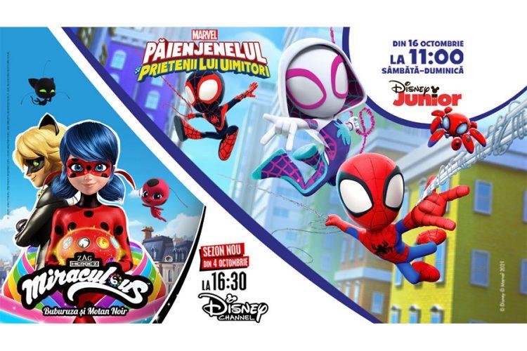 Orange - Castiga cu Orange TV Go si Disney Channel & Disney Junior o tableta Samsung Galaxy Tab A7